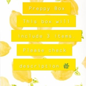 Other - Preppy Box